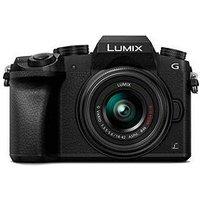 Panasonic Lumix Dmc-G7 Compact System - 16Mp, Wifi, 14-42Mm Lens.