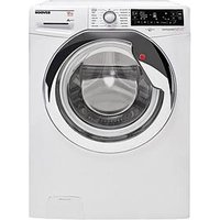 Hoover Dxp412Aiw3 Dynamic Next Premium 12Kg Load, 1400 Spin Washing Machine - White