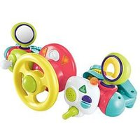 Early Learning Centre Lights & Sounds Buggy Driver - Multi