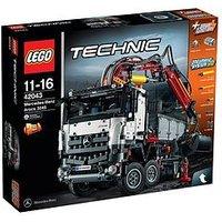 Lego Technic 42043 Mercedes-Benz Arocs 3245 Articulated Construction Truck