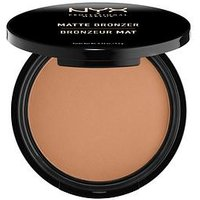 NYX PROFESSIONAL MAKEUP Matte Body Bronzer, Deep Tan, Women