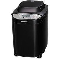 Panasonic Sd2511 Breadmaker With Raisin And Nut Dispenser - Black