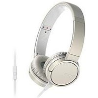 Sony Mdr-Zx660 Smartphone Capable Headphones - Champagne