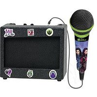 Lexibook K900Td The Descendants Portable Karaoke Set With Mic