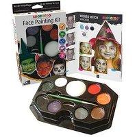 Snazaroo Halloween Make Up Kit, One Colour, Women
