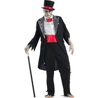 Corpse Groom - Adult Costume, One Colour, Size M, Women