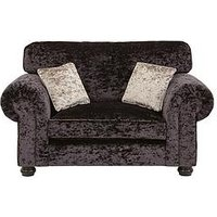 Laurence Llewelyn-Bowen Scarpa Fabric Cuddle Chair