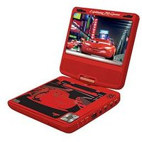 Disney Cars Portable Dvd Player