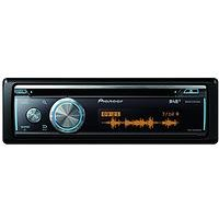 Pioneer Deh-X8700Dab Ic Usb Cd Tuner Car Stereo With Ipod/Phone Control, 3-Line Display Mixtrax Rgb Illumination