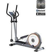 Body Sculpture Programmable Magnetic Elliptical Trainer With Iconsole