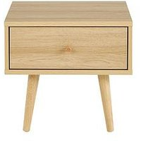 Ideal Home Monty Retro Lamp Table