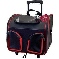 Rosewood Pet Carrier Travel Trolley