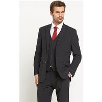 Skopes Darwin Jacket - Charcoal , Charcoal, Size 46, Length Long, Men