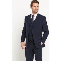 Skopes Darwin Mens Jacket, Navy, Size 44, Length Short, Men