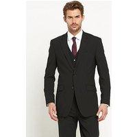 Skopes Darwin Mens Jacket, Black Stripe, Size 42, Length Long, Men
