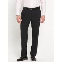 Skopes Darwin Mens Trousers, Black, Size 34, Inside Leg Short, Men