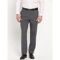 Skopes Darwin Mens Trousers, Grey, Size 36, Inside Leg Regular, Men