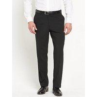 Skopes Darwin Mens Trousers, Black Stripe, Size 38, Inside Leg Long, Men