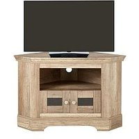 Ideal Home Wiltshire Corner Tv Unit (Fits Up To 40 Inch Tv)