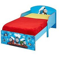 Thomas & Friends Thomas the Tank Engine Toddler Bed by HelloHome, One Colour