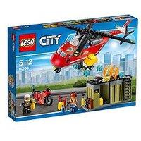 Lego City 60108 Fire Response Unit