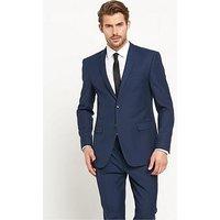 Skopes Kennedy Mens Suit Jacket, Royal Blue, Size 52, Length Regular, Men