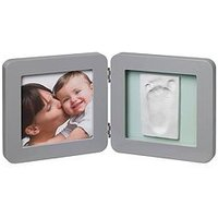 Baby Art My Baby Touch Print Frame, Grey