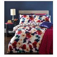 Blur Floral Digital Print Duvet Cover Set Sk