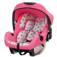 Obaby Cottage Rose Group 0+ Car Seat, One Colour