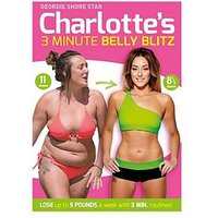 Charlotte Crosby&Rsquo;S 3 Minute Belly Blitz Dvd