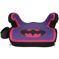 Kids Embrace Group 2-3 Kids Embrace Booster Seat - Bat Girl, One Colour