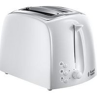 Russell Hobbs 21640 Textures 2-Slice Toaster With Free Extended Guarantee*