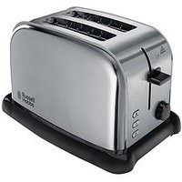 Russell Hobbs 22360 2-Slice Toaster With Free 2+1Yr Extended Guarantee*