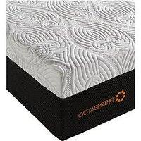 Product photograph showing Dormeo Octaspring Sirocco Mattress - Medium Soft
