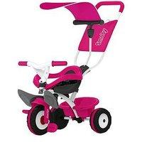 Smoby Baby Balade Trike &Ndash; Rose