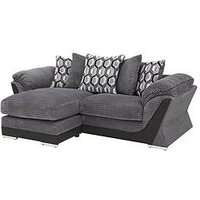 Hudson 3-Seater Reversible Chaise Sofa