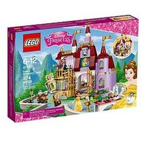 Disney Beauty And The Beast 41067 Beauty &Amp; The Beast Belle&Rsquo;S Enchanted Castle