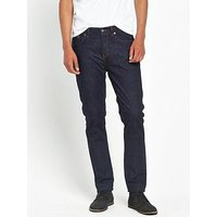 Pretty Green Erwood Slim Fit Jeans, Rinse, Size 38, Men