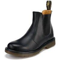 Dr Martens Mens Chelsea Boots, Black, Size 10, Men