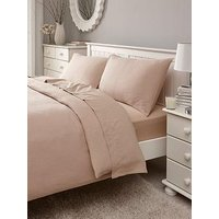 Soft N Cosy Brushed Cotton Extra Deep Fitted Sheet Ks