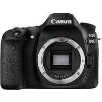 Canon Eos 80D Digital Slr Camera Black Body Only