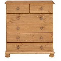 Product photograph showing Richmond 2 4 Drawer Chest