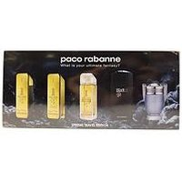 Paco Rabanne 5x Miniature Fragrance Gift Set for Men, One Colour, Men
