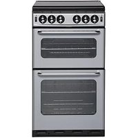 New World 500Tsidl 50Cm Twin Cavity Gas Cooker  - Cooker With Connection