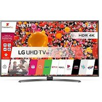 Lg 43Uh661V 43 Inch 4K Ultra Hd Hdr Smart Led Tv With Metallic Design