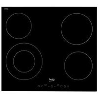 Beko Hic64402T 60Cm Built-In Ceramic Hob  - Hob With Connection