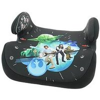 Star Wars Group 2-3 Low Back Booster Seat, One Colour