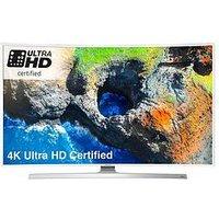 Samsung Ue49Ku6510Uxxu 49 Inch, Freeview Hd, Smart, 4K Ultra Hd Certified Curved Tv
