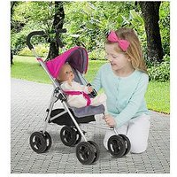 Chicco Dolls Stroller, One Colour