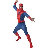 Spiderman Adult Costume, One Colour, Size Xl, Women